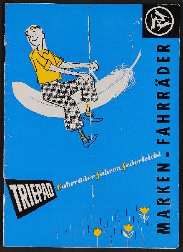 Triepad Fahrradbau Katalog 1955