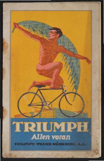 Triumph Fahrräder Katalog 1926