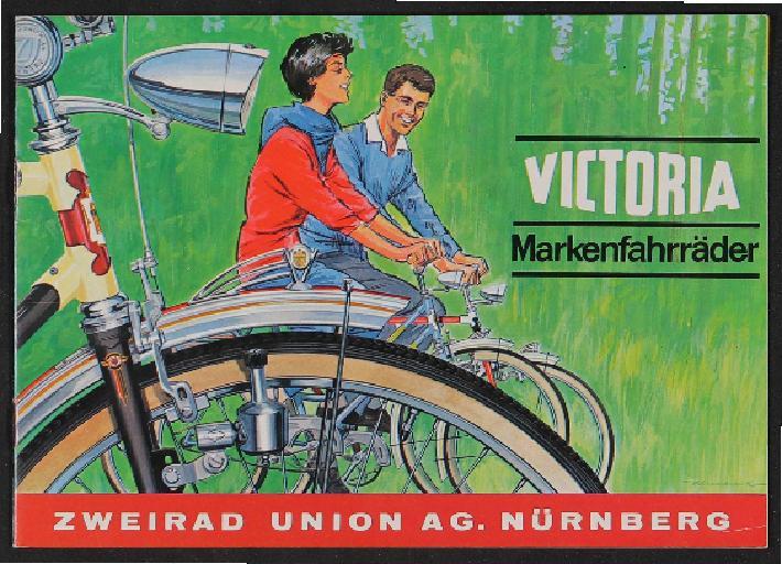 Victoria  Katalog 1960er Jahre