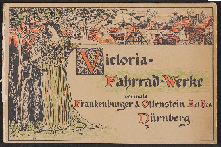 Victoria Fahrrad-Werke, Katalog 1897