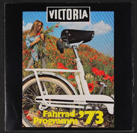 Victoria Faltblatt 1973