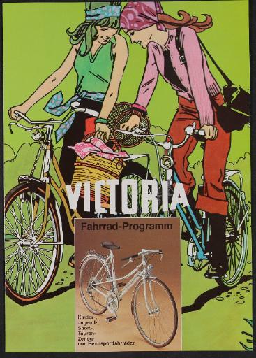 Victoria Faltblatt 2 1970er Jahre