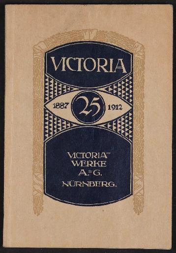 Victoria Katalog 1912