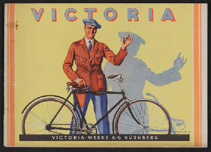 Victoria Katalog 1920er Jahre