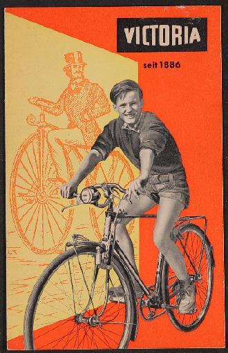 Victoria Katalog 1950er Jahre