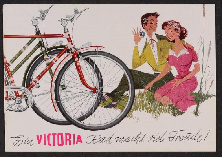Victoria Katalog 1958