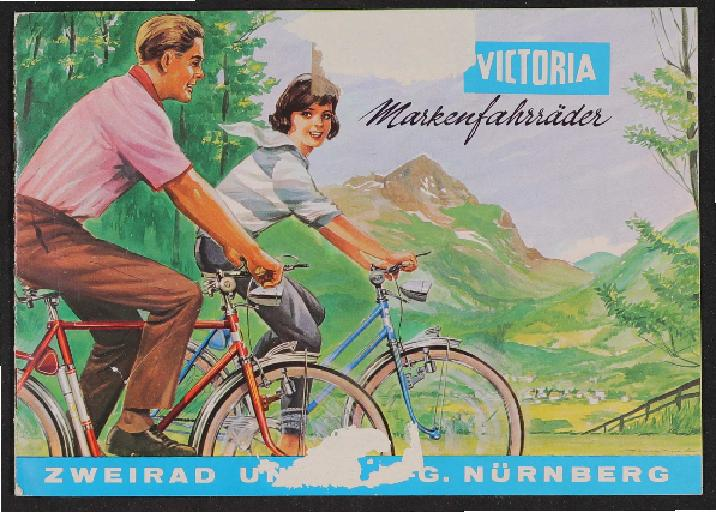 Victoria Katalog 1962