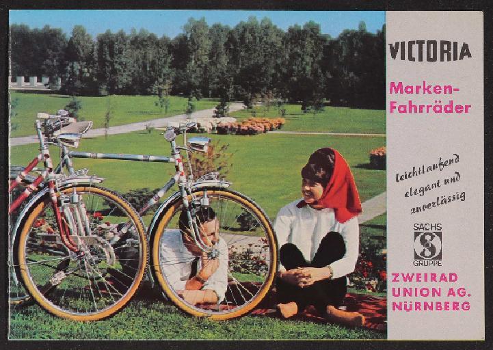 Victoria Katalog 1966