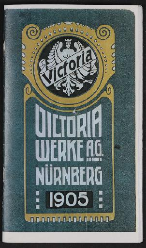 Victoria Katalog Kopie 1905