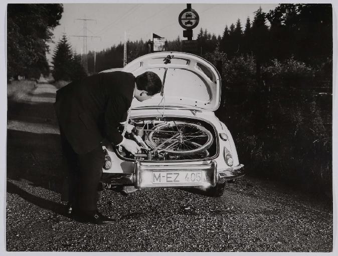 Victoria Klapprad Fotos 1960