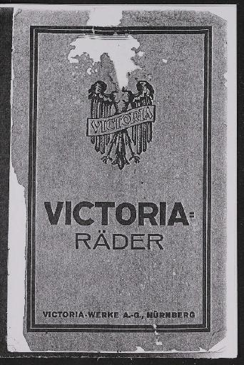 Victoria Räder Katalog Kopie 1925