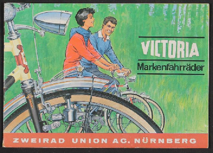 Victoria, Katalog 1960er Jahre