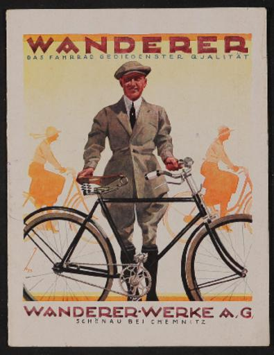 Wanderer Katalog 1924