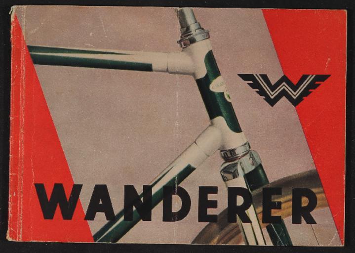 Wanderer Katalog 1934