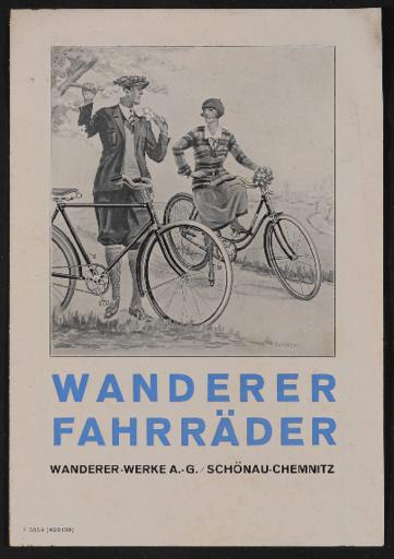 Wanderer Prospekt 1928