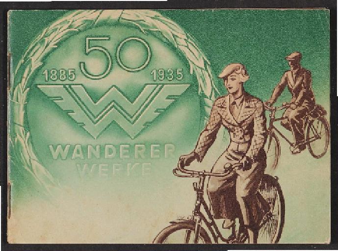 Wanderer-Werke, Katalog 1935
