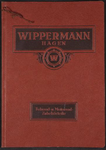 Wippermann Katalog 1940