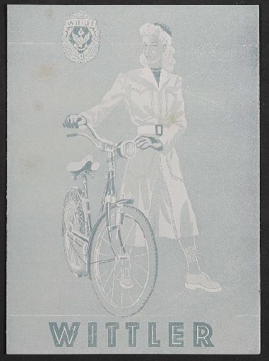 Wittler, Faltblatt, 1930er Jahre