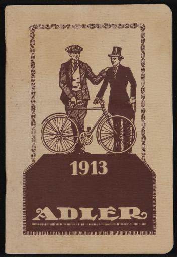Adler Prospekt 1913