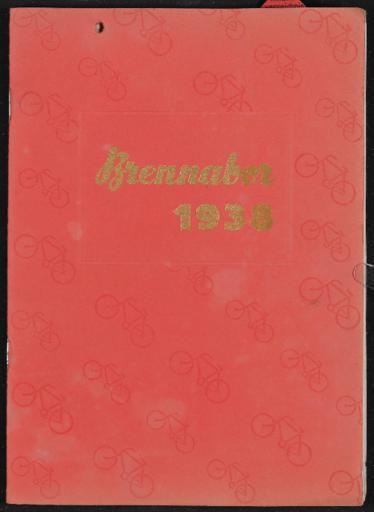 Brennabor Hauptkatalog 1938