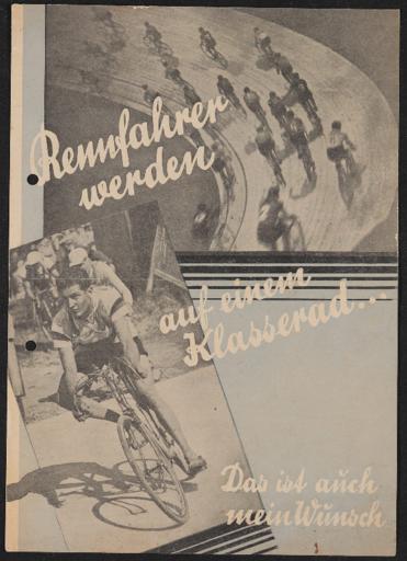 Dürkopp Faltblatt 1933