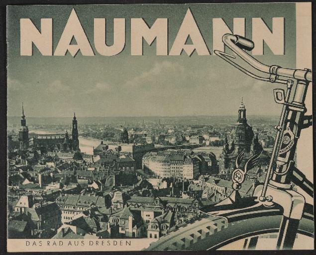 Naumann Katalog 1930er Jahre