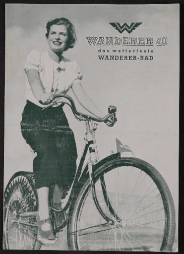 Wanderer Prospekt 1937
